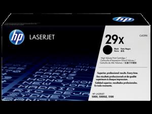 HP C4129X Black Original LaserJet Toner