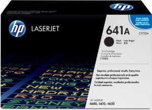 HP C9720A Black Original LaserJet Toner Cartridge