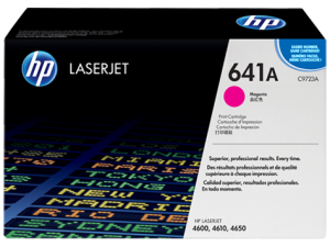 HP C9723A Magenta Original LaserJet Toner Cartridge