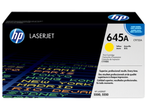 HP C9732A Yellow Original LaserJet Toner Cartridge