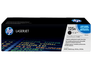 HP CB540A Black Original LaserJet Toner Cartridge