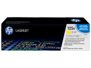HP CB542A Yellow Original LaserJet Toner Cartridge
