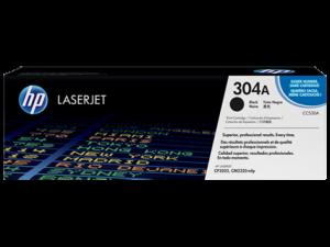 HP CC530A Black Original LaserJet Toner Cartridge