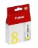Canon 8 Yellow Ink Cartridge
