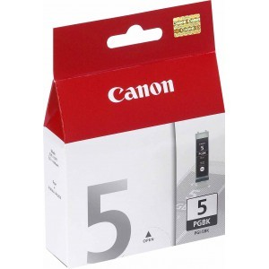 Canon 5 Black Ink Cartridge