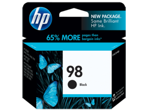HP 98 Black Ink Cartridge