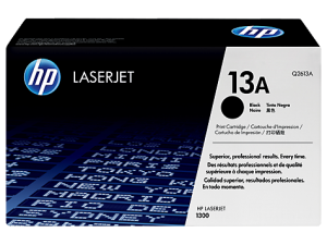 HP Q2613A Black Original LaserJet Toner Cartridge