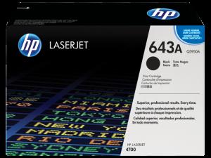 HP Q5950A Black Original LaserJet Toner Cartridge