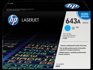 HP Q5951A Cyan Original LaserJet Toner Cartridge