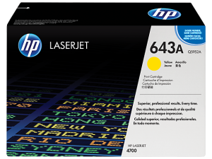 HP Q5952A Yellow Original LaserJet Toner Cartridge