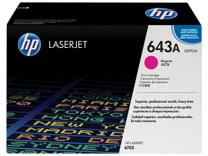 HP Q5953A Magenta Original LaserJet Toner Cartridge