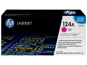 HP Q6003A Magenta Original LaserJet Toner Cartridge