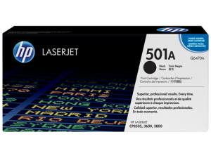 HP Q6470A Black Original LaserJet Toner Cartridge