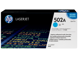 HP Q6471A Cyan Original LaserJet Toner Cartridge