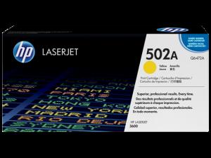 HP Q6472A Yellow Original LaserJet Toner Cartridge