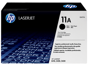 HP Q6511A Black Original LaserJet Toner Cartridge