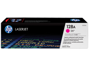 HP CE323A Magenta Original LaserJet Toner Cartridge