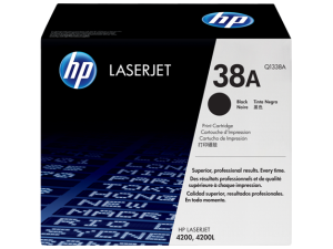 HP Q1338A Black Original LaserJet Toner Cartridge
