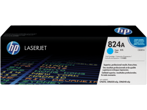 HP CB381A Cyan Original LaserJet Toner Cartridge