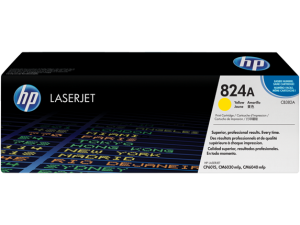 HP CB382A Yellow Original LaserJet Toner Cartridge