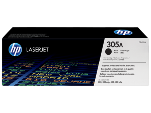 HP CE410A Black Original LaserJet Toner Cartridge