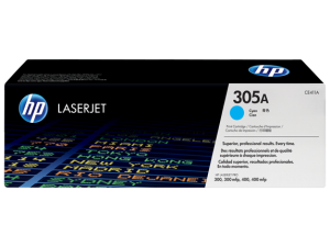 HP CE411A Cyan Original LaserJet Toner Cartridge