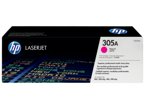 HP CE413A Magenta Original LaserJet Toner Cartridge