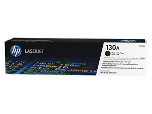 HP CF350A Black Original LaserJet Toner Cartridge