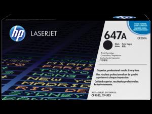 HP CE260A Black Original LaserJet Toner Cartridge