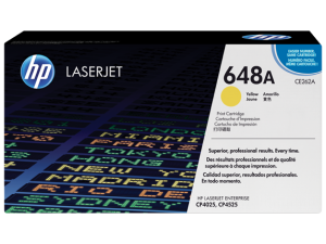 HP CE262A Yellow Original LaserJet Toner Cartridge