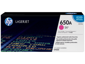 HP CE273A Magenta Original LaserJet Toner Cartridge