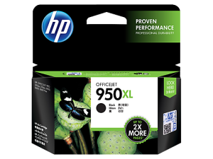 HP 950XL Black Ink Cartridge