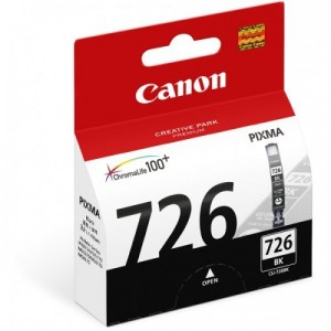 Canon 726 Black Ink Cartridge