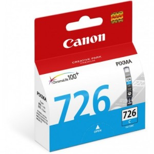 Canon 726 Cyan Ink Cartridge