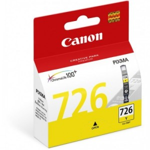 Canon 726 Yellow Ink Cartridge