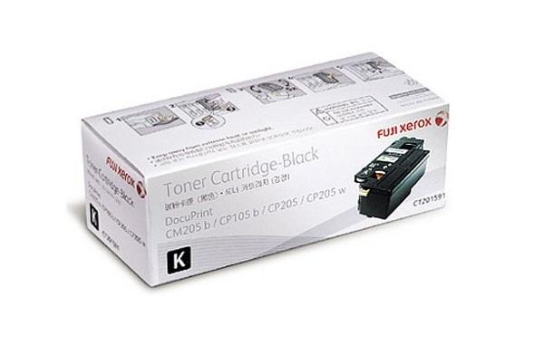Fuji Xerox Docuprint CM205 b / CP105 b / CP205 / CP205 w Black Toner Cartridge